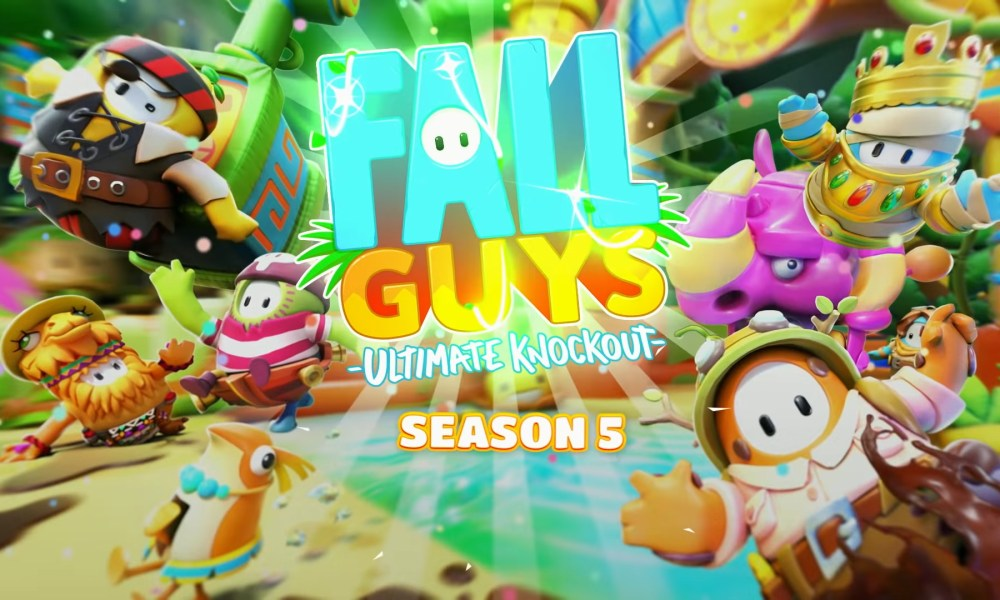 Fall Guys Season 5 Coming July 20 With New Rounds and Limited Time Events