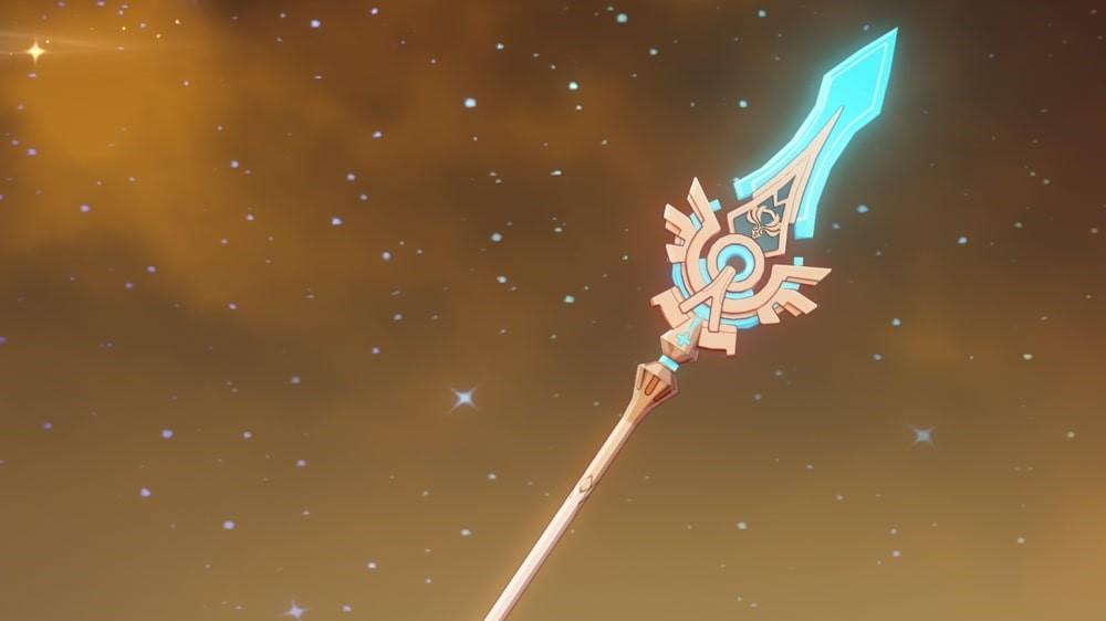 Genshin Impact Skyward Spine Image