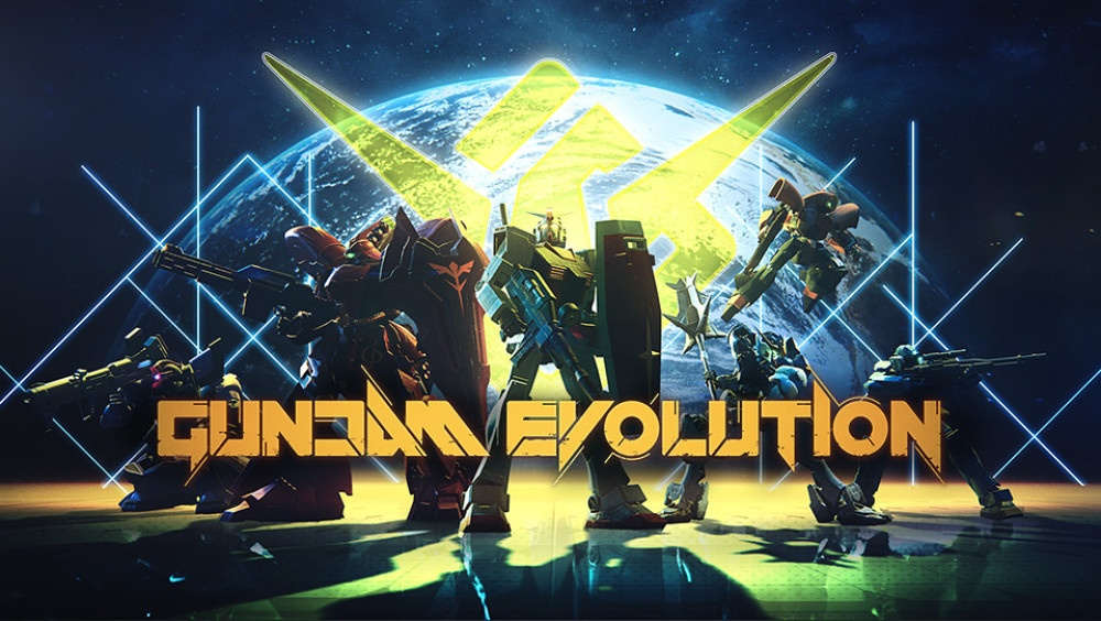 Gundam Evolution Reveals First Gameplay Showing Mobile Suits in FPS Action Aplenty