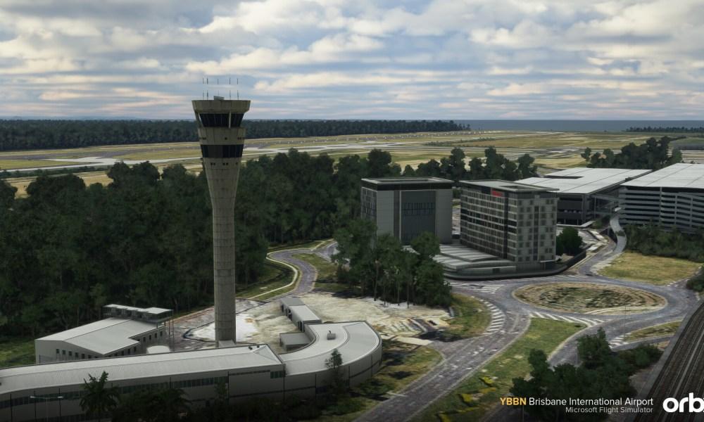 Microsoft Flight Simulator Brisbane, O.R. Tambo, Aysén, & Aarhus Airports Get New Screenshots; Sumburgh Released