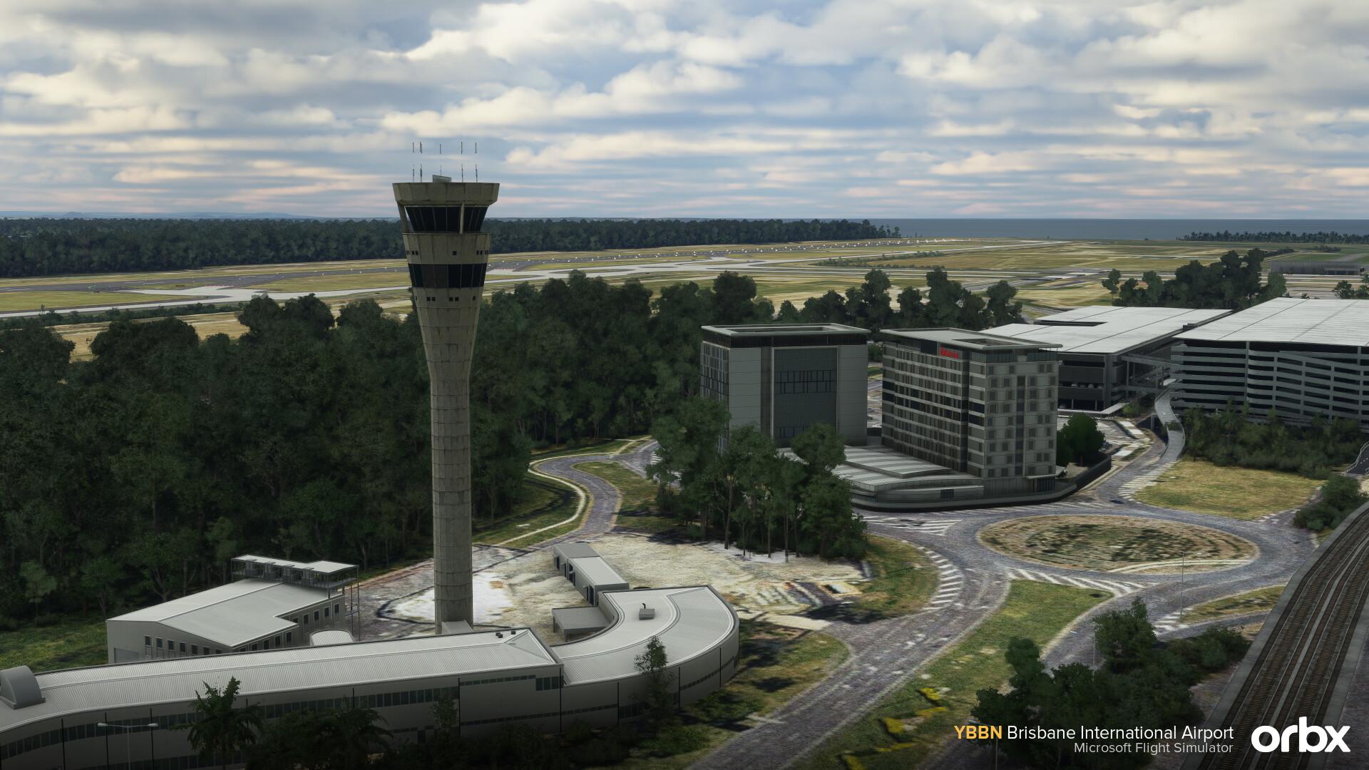 Microsoft Flight Simulator Brisbane