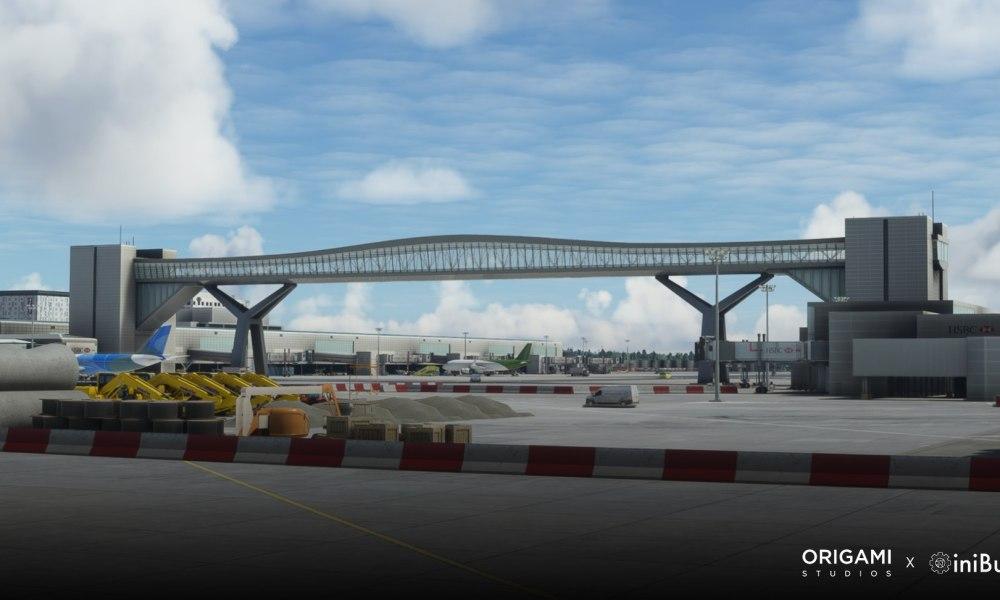 Microsoft Flight Simulator London Gatwick, Bergamo Orio Al Serio Airports & Mumbai City Announced