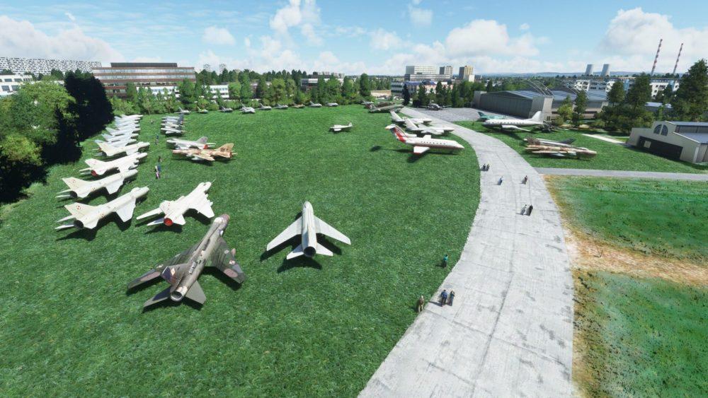 Microsoft Flight Simulator Krakow Airport Review