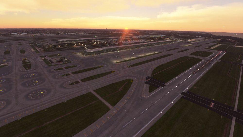 Microsoft Flight Simulator Shanghai Airport