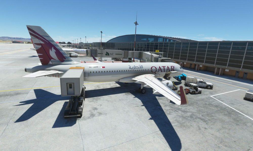 Microsoft Flight Simulator – Tehran Imam Khomeini Airport Review (HomaSim)