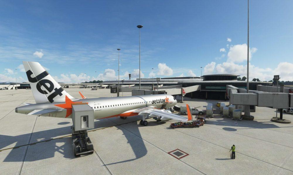 Microsoft Flight Simulator Brisbane Airport Released; Free Raglan Aerodrome Teased