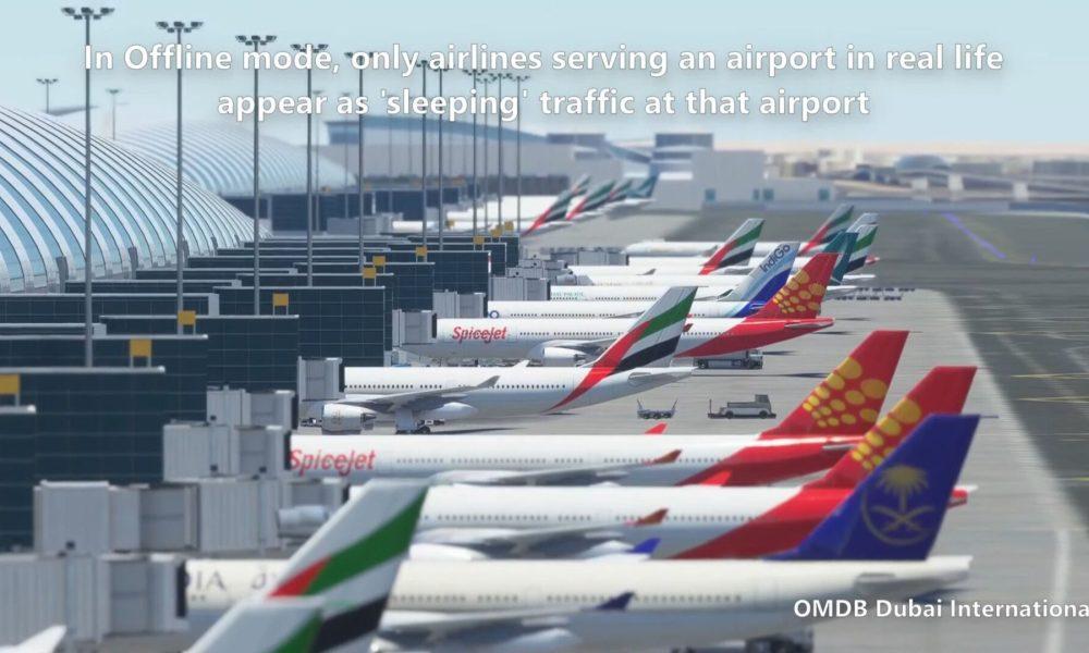 Microsoft Flight Simulator – FlyTampa Teases Amsterdam & Corfu Airports; Aerosoft Announces Simple Traffic; Bordeaux Released