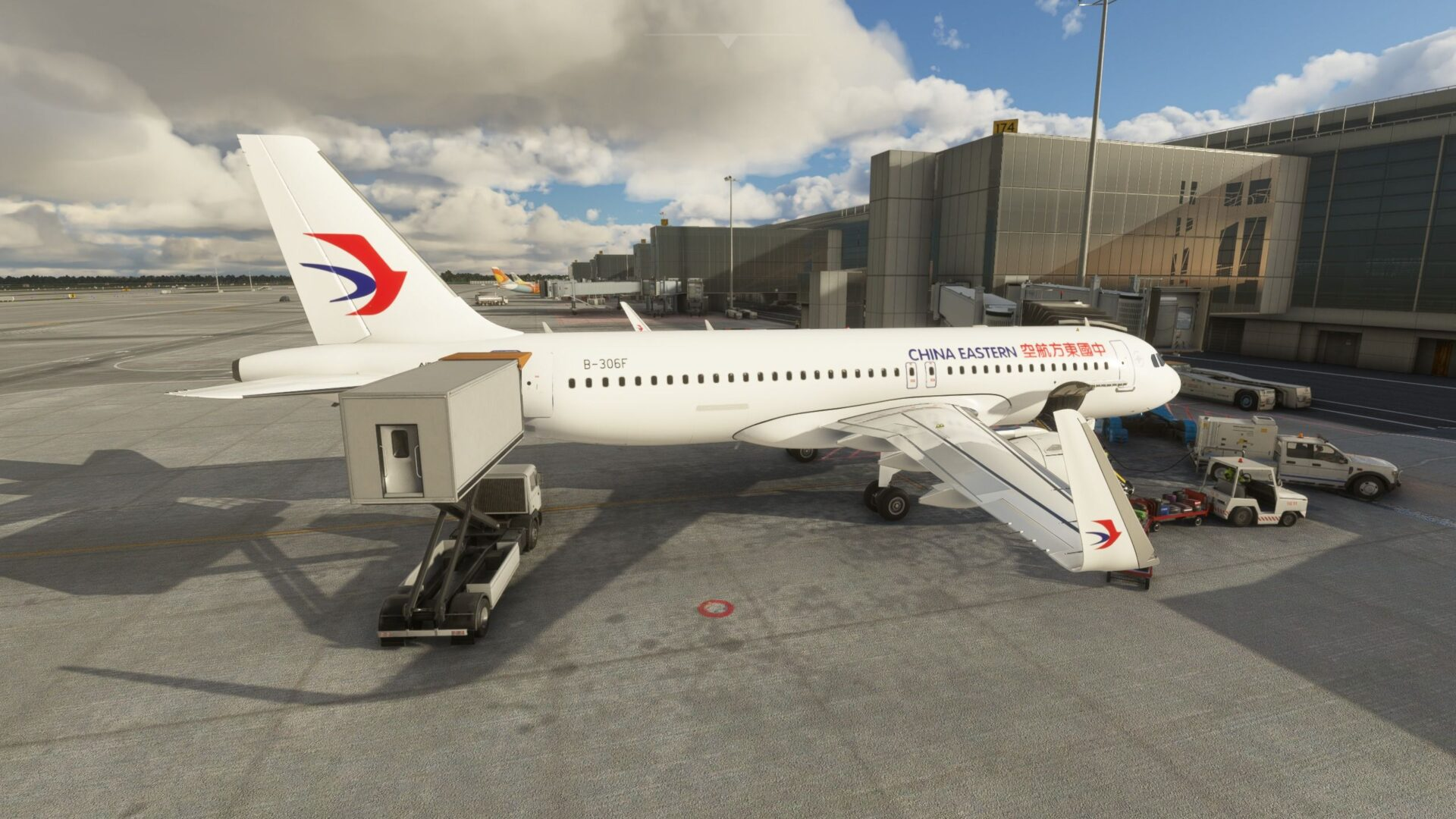 Shanghai Pudong Airport for Microsoft Flight Simulator Critic Review