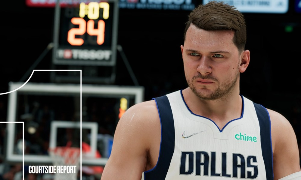 NBA 2K22 Courtside Report Lists This Year's New Features