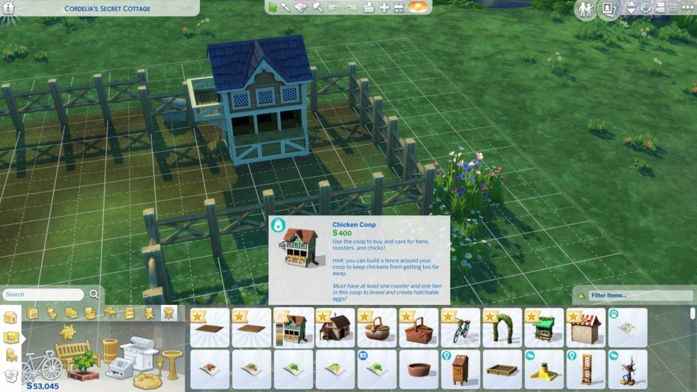 Sims 4 Buy Coop