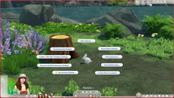 Sims 4 Cottage Living Rabbit Cheats