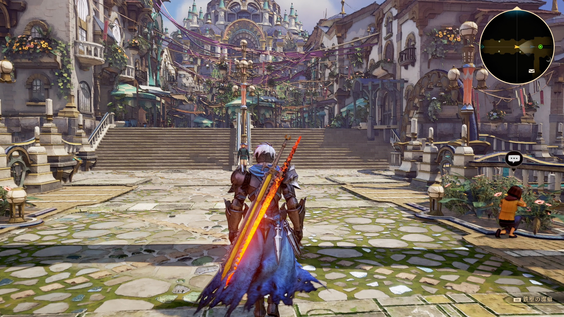 Tales of Arise Gets Tons of Screenshots & New Details About Skits, Camping,  Cooking Farming, & More