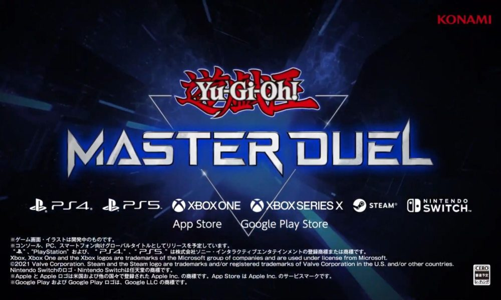 Yu-Gi-Oh! Master Duel Revealed For PS5, Xbox Series X S, Switch, PS4, Xbox One, PC, iOS, & Android