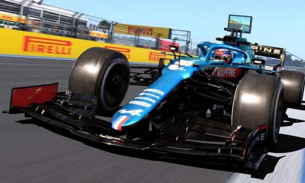 F1 2021's Ray Tracing Disabled on PS5 to Improve Stability