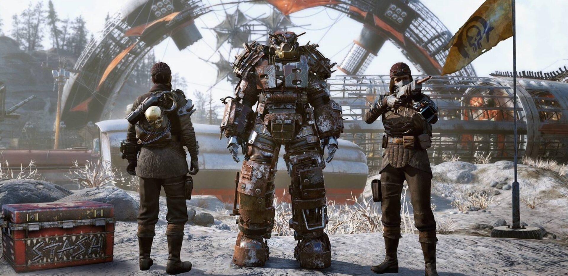 Bethesda анонсирует новую функцию в Fallout 76