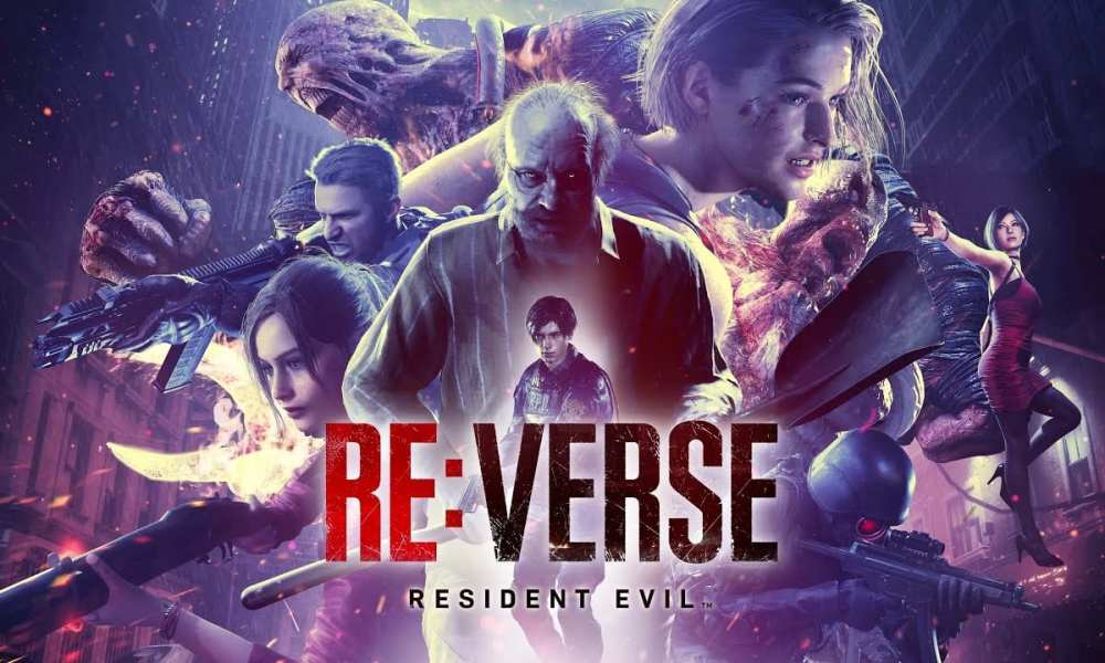 Resident Evil Re:Verse Has Been Delayed Until 2022