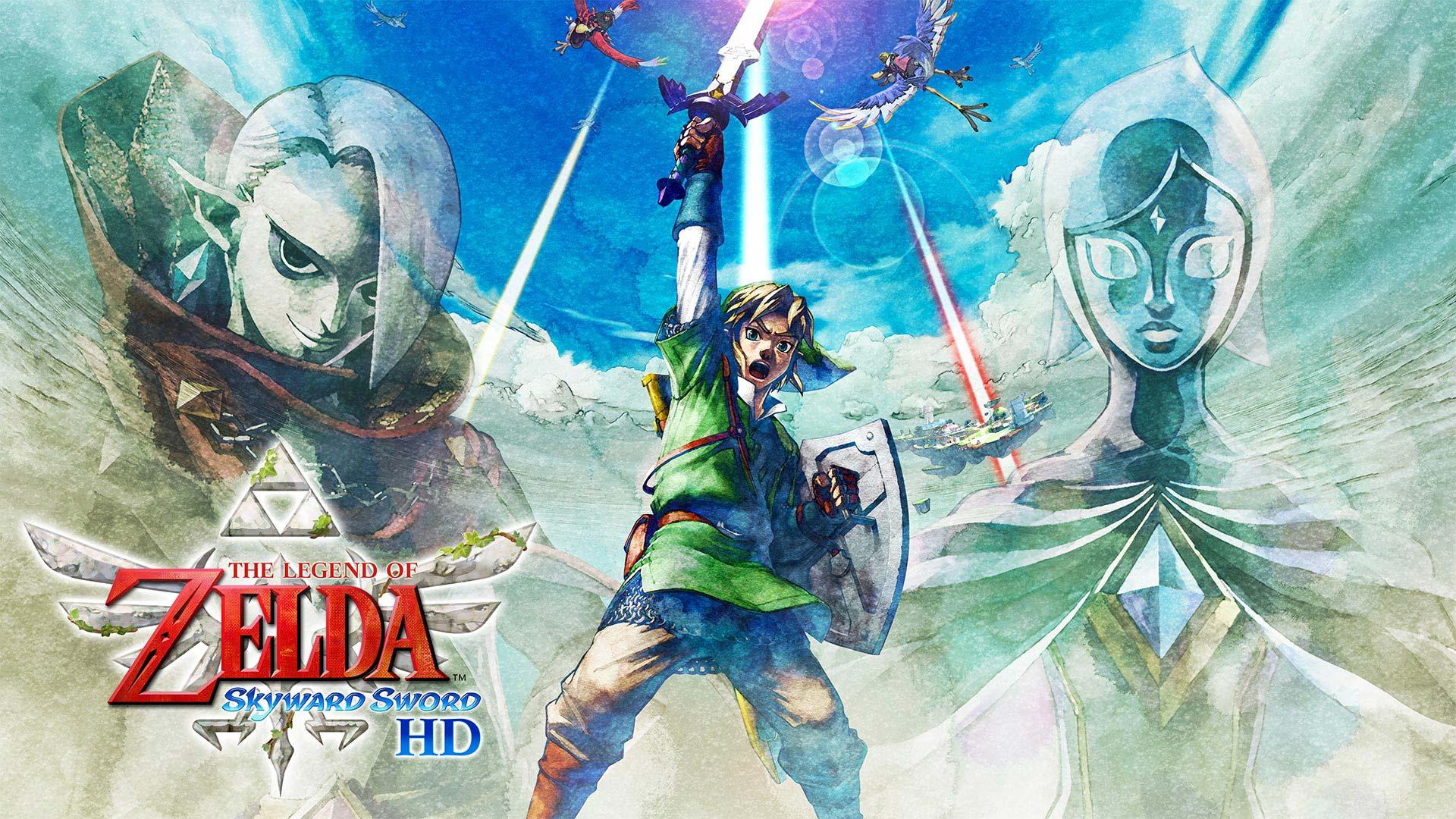 The Legend of Zelda: Skyward Sword HD Critic Review