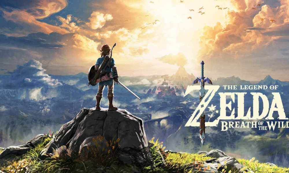 """Breath of the Wild Streamer Finishes """"Snake Challenge"""" Playthrough"""