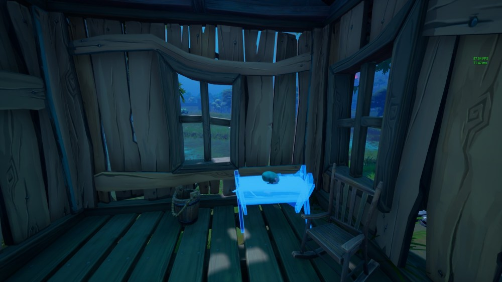 fortnite wooden hatchery