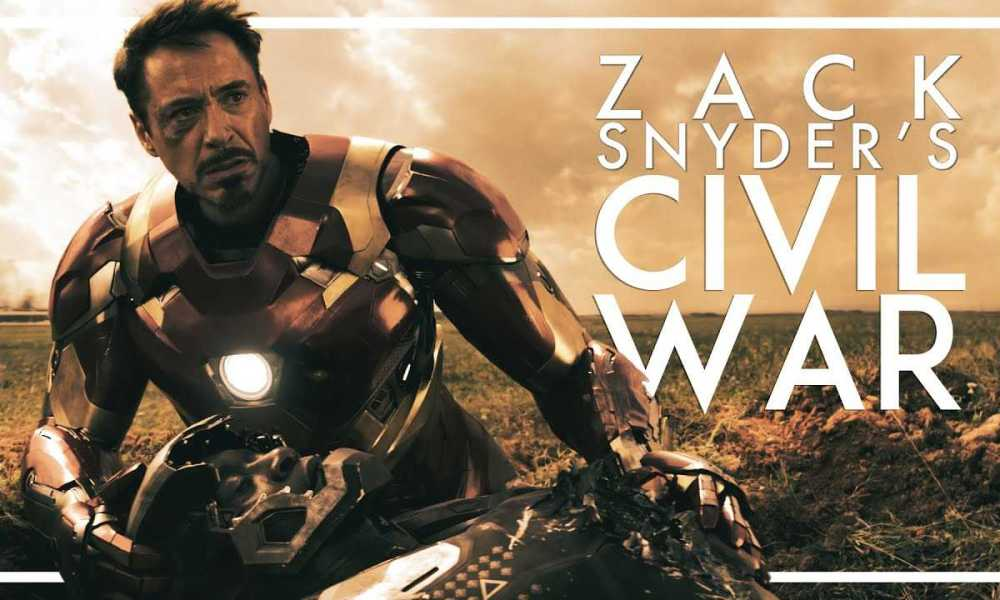 This Fan-Made Zack Snyder's Captain America: Civil War Edit Is Perfect