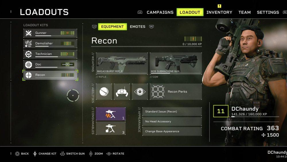 How to unlock the secret Recon class in Aliens Fireteam Elite