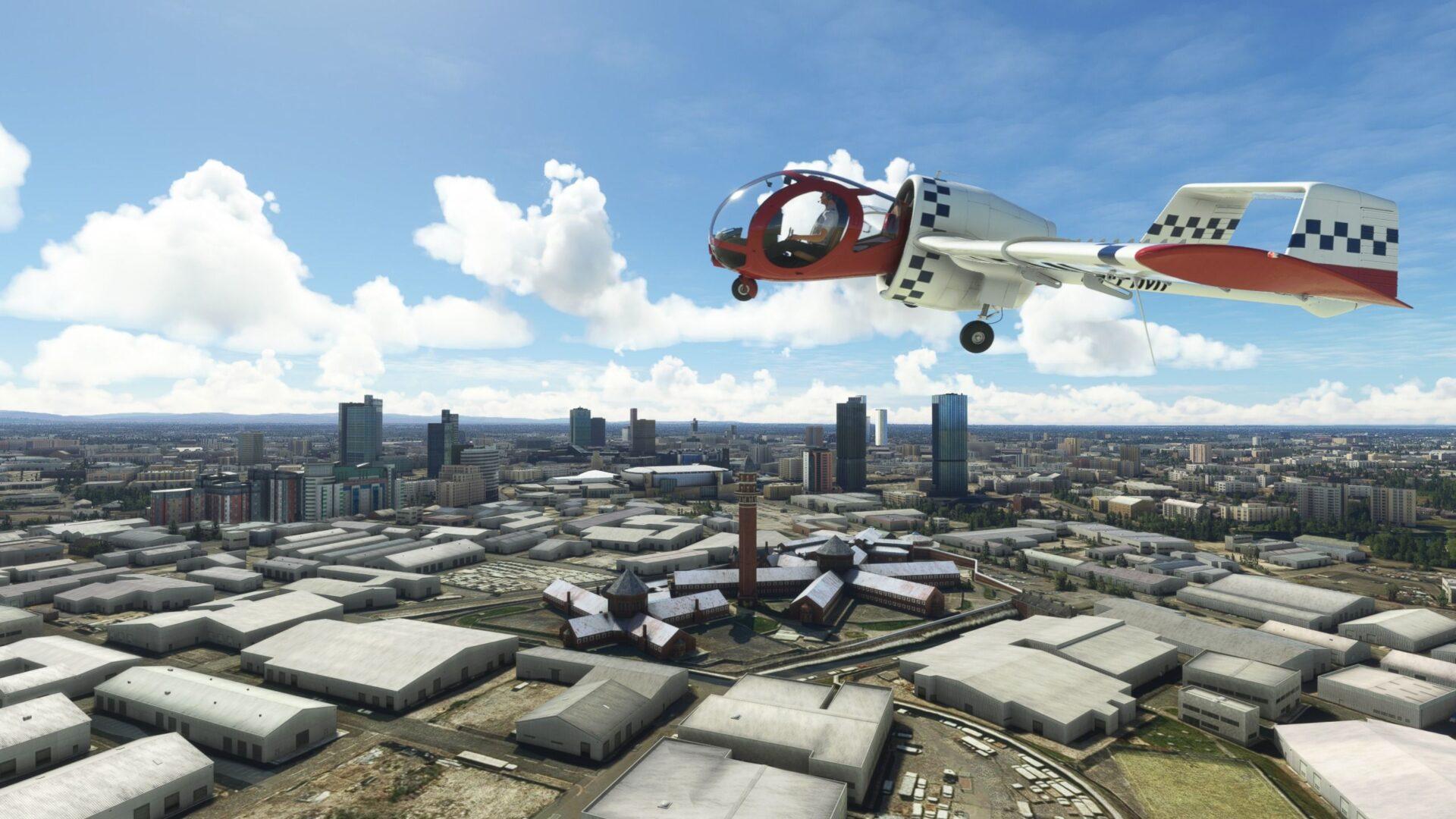 Great Britain Central for Microsoft Flight Simulator Critic Review