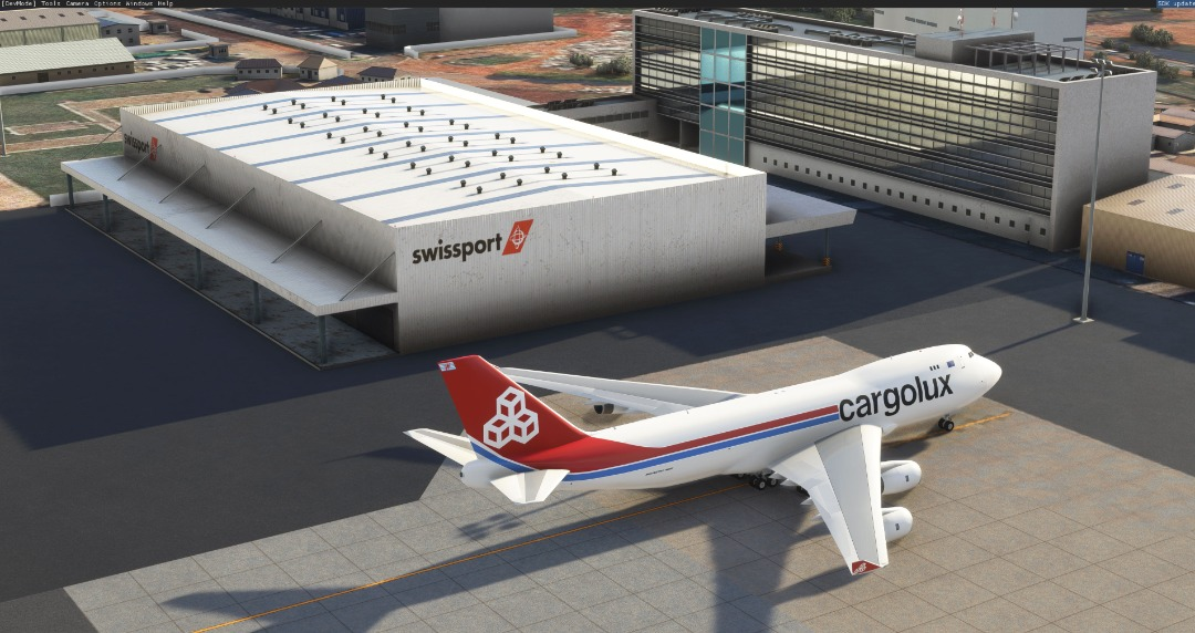 Microsoft Flight Simulator Accra