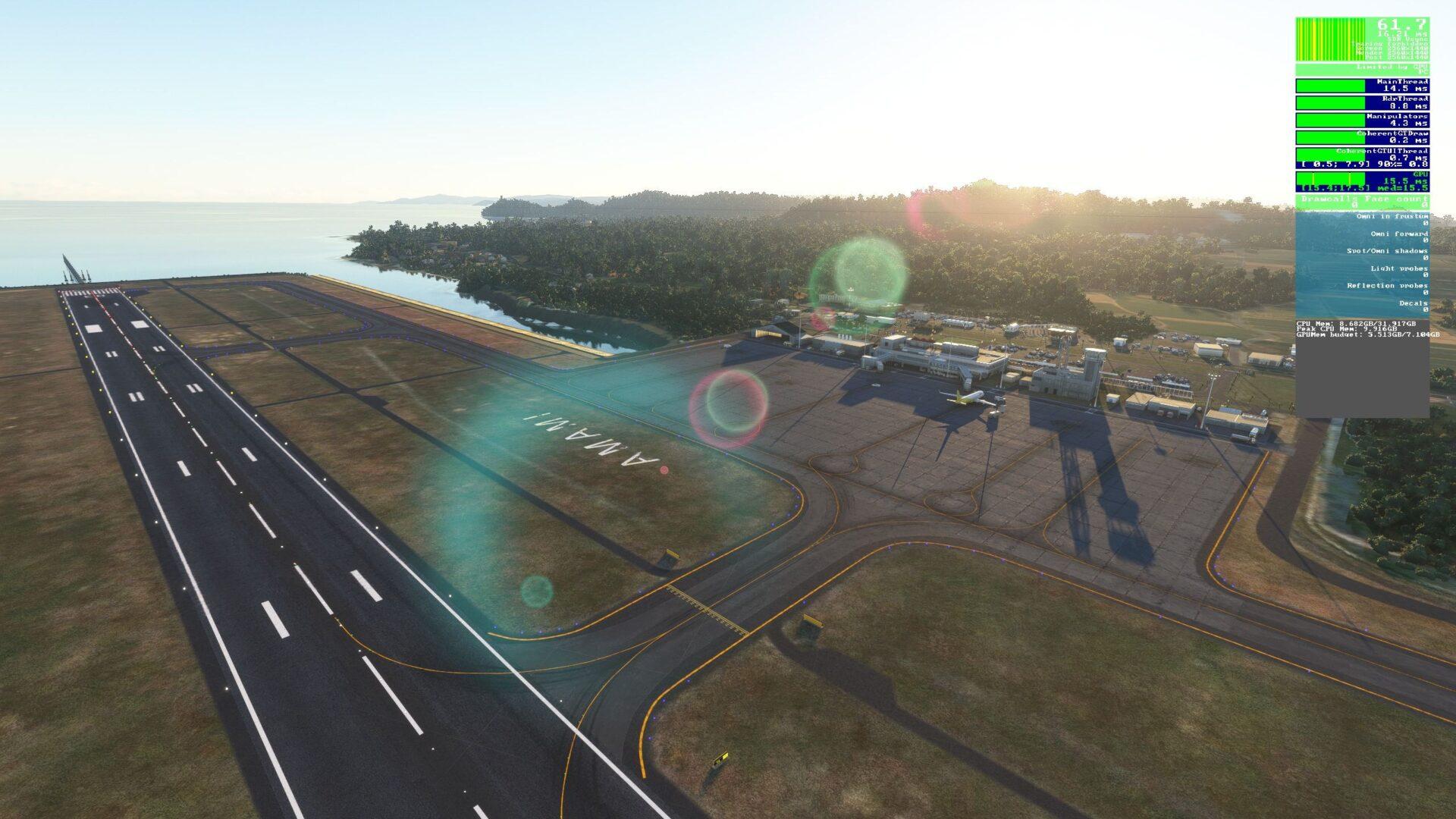 Microsoft Flight Simulator Amami Review (1)