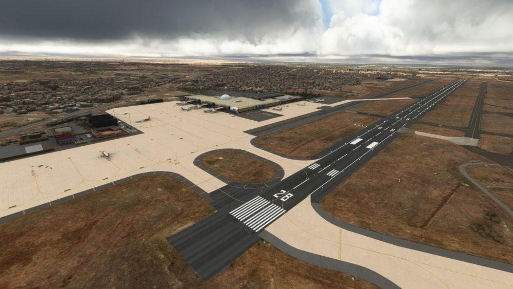Microsoft Flight Simulator Marrakech Airport Review