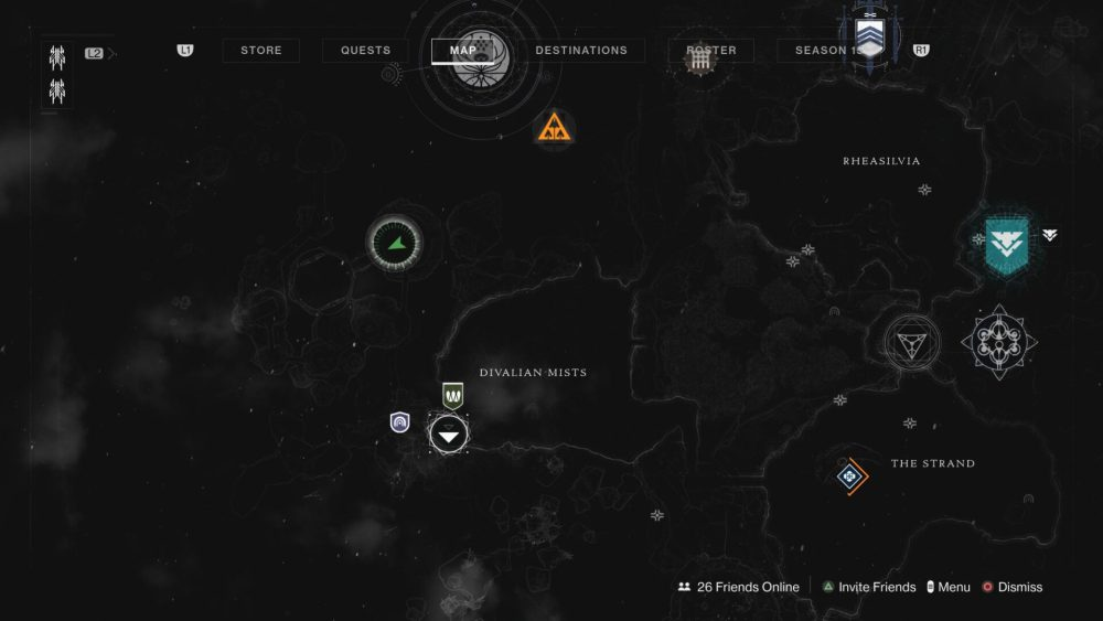 atlas skew locations