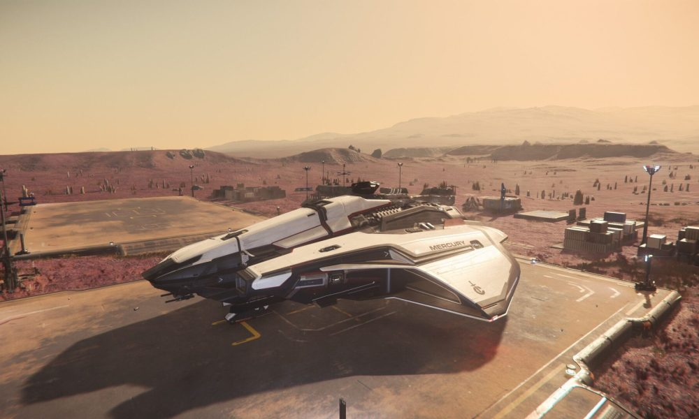 Star Citizen Gets New Video About Radical Inventory Changes as Crowdfunding Passes $385 Million