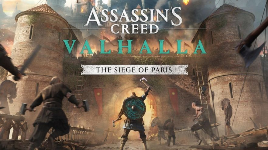 Assassin's Creed Valhalla: The Siege of Paris Critic Review