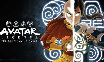 Avatar Legends: The Roleplaying Game