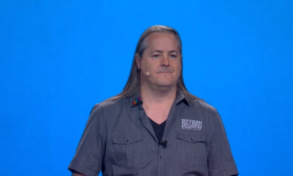 Activision Blizzard Announces Leadership Shuffle as J. Allen Brack Steps Down as President