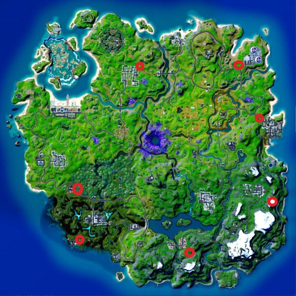 fortnite cosmic chest locations