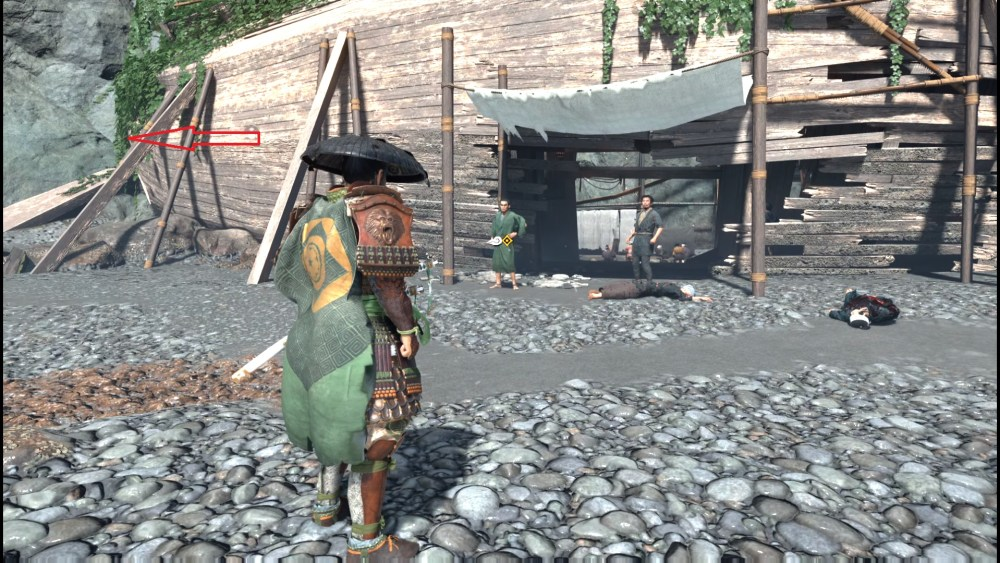 how to get iki island horse armor