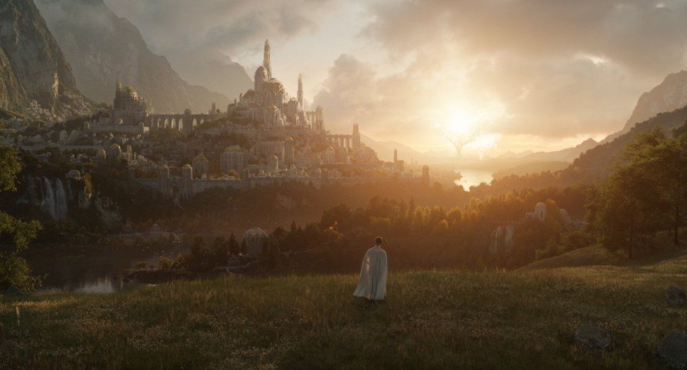 The Lord of the Rings Amazon Prime TV Show Set to Begin Sept. 2022