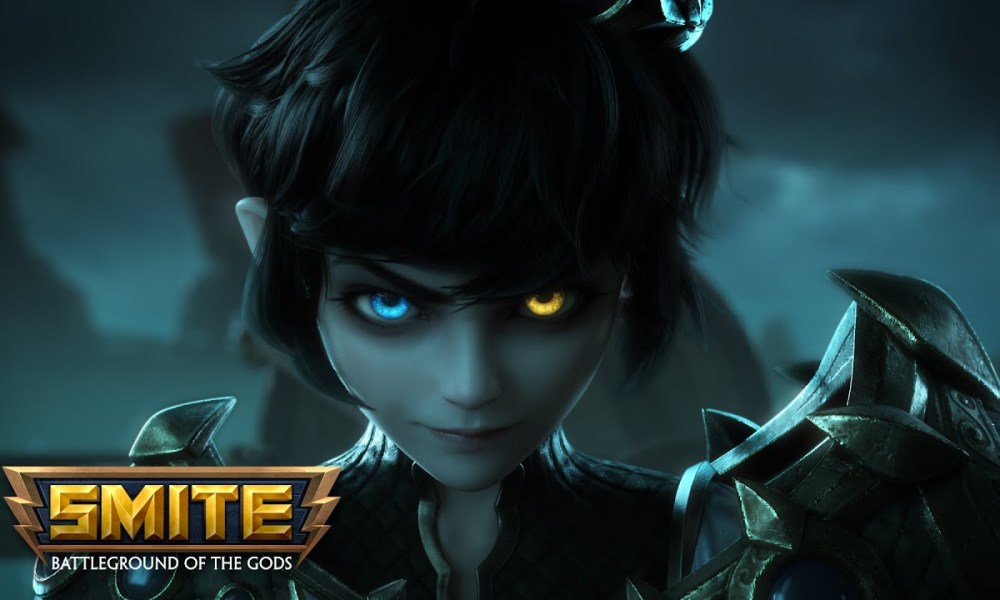 Charybdis Revealed To Be the Newest Smite Playable Character