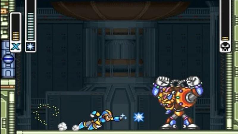 Mega Man X SNES