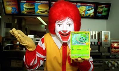 McDonalds Pokemon