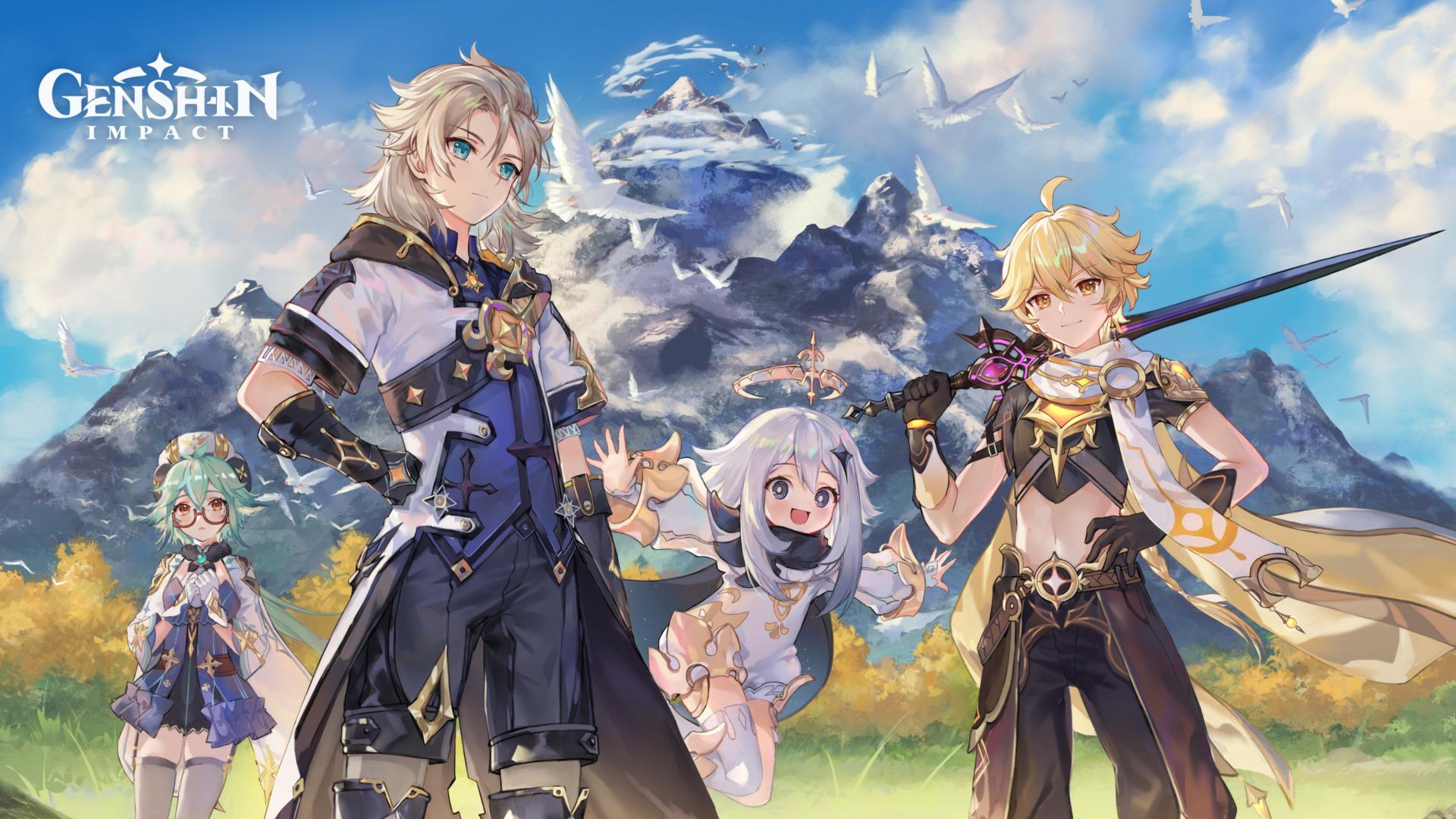 genshin impact chalk prince and dragon event