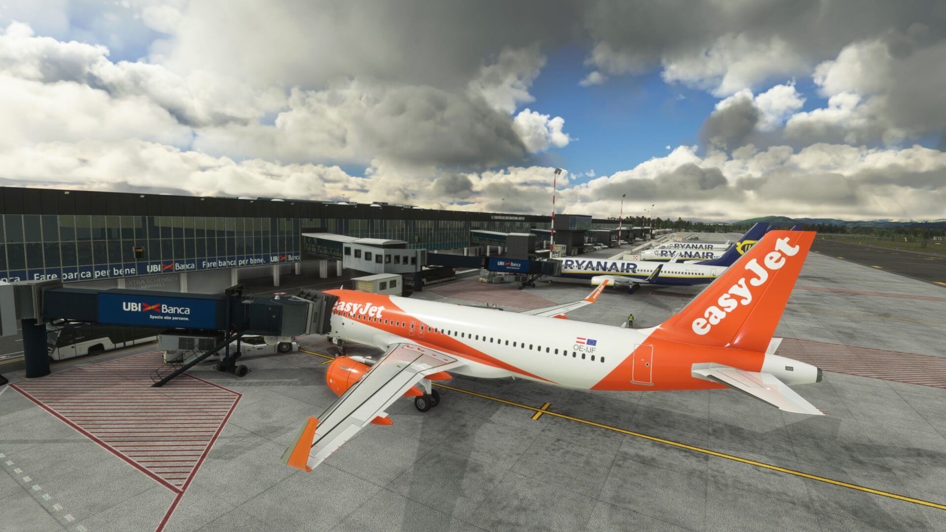 Airport Bergamo for Microsoft Flight Simulator Critic Review
