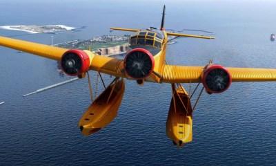 Microsoft Flight Simulator Junkers Ju-52