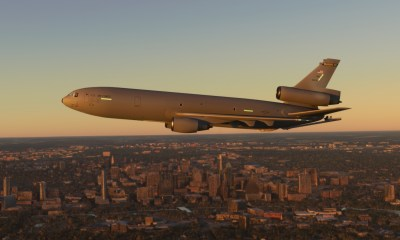 Microsoft Flight Simulator KC-10