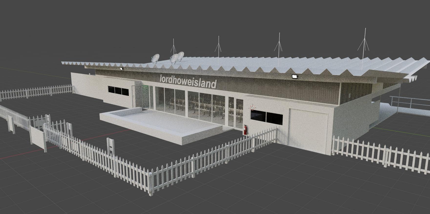 Microsoft Flight Simulator Lord Howe