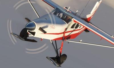 Microsoft Flight Simulator Pilatus Porter