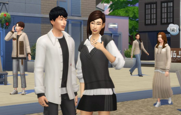 The Sims 4 Announces New Fashion Kits With Colorful Outfits
