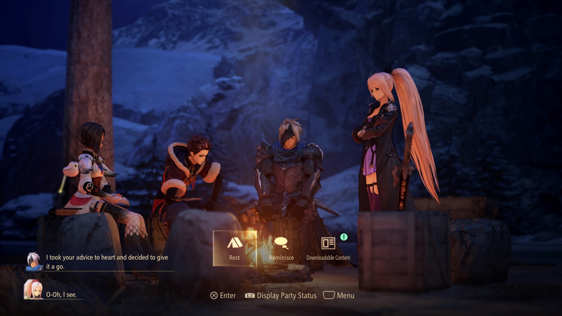 tales of arise features