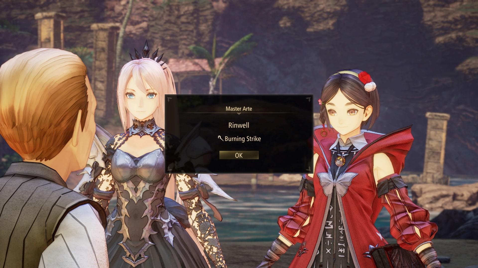 tales of arise artes