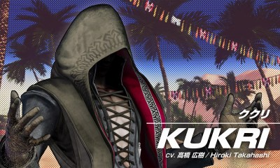 The King of Fighters XV Kukri (4)